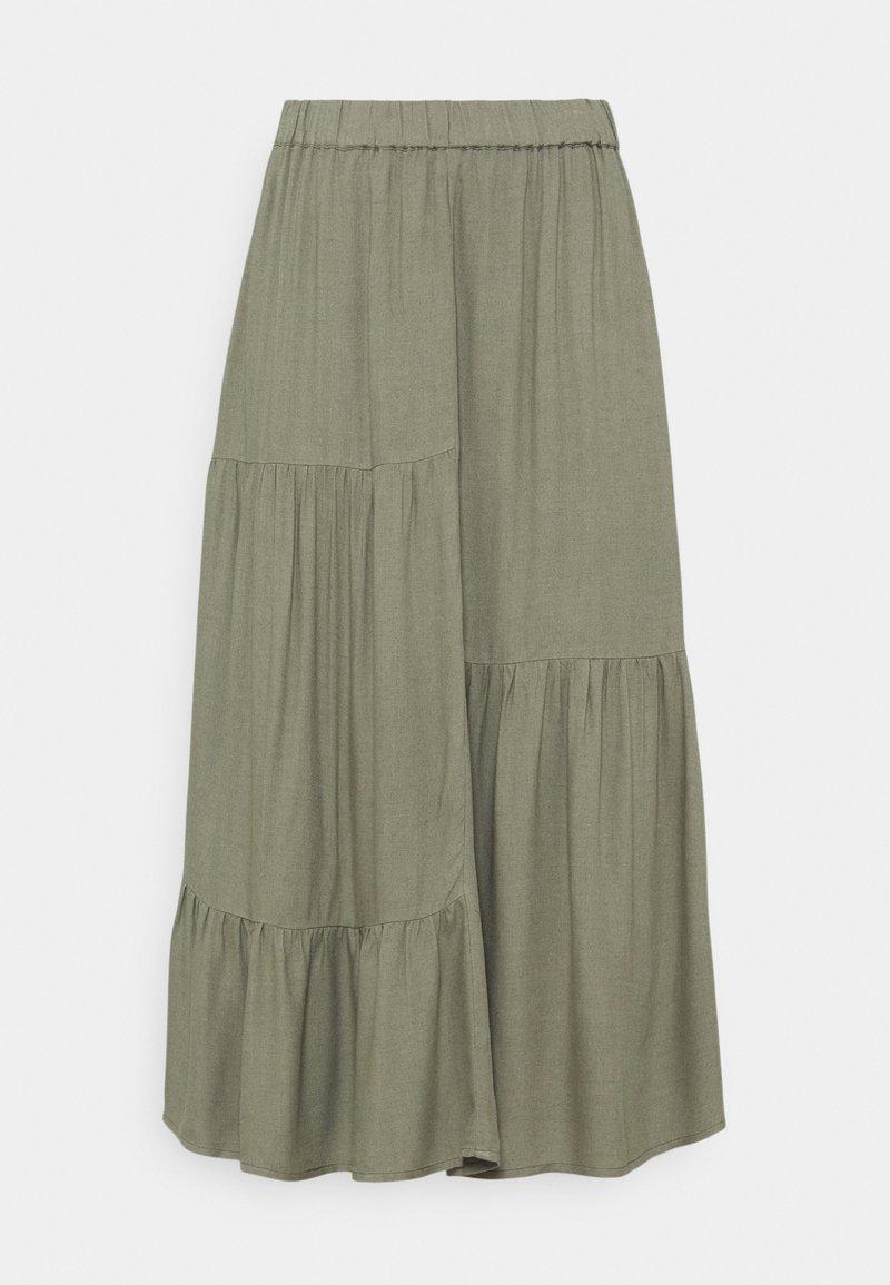Culture - CUALIDA SKIRT - Pleated skirt - tamac