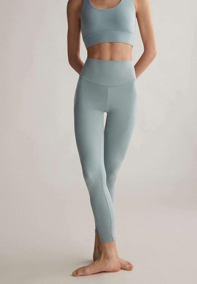 COMFORTLUX  - Collants - turquoise