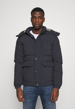 JORDARREN PUFFER JACKET - Winter jacket - dark navy