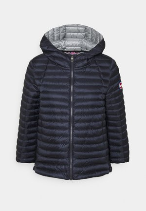 LADIES JACKET - Down jacket - navy blue/light steel