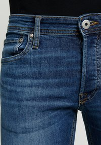 Jack & Jones - JJIGLENN JJORIGINAL - Slim fit -farkut - blue denim - 3