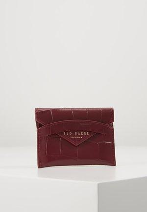 TAWNEEE - Wallet - maroon