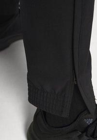 adidas Performance - TENNIS PANT - Verryttelyhousut - black/grey - 5