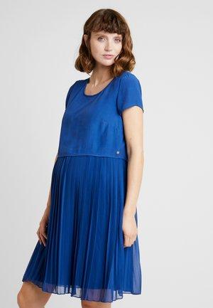 DRESS MIX NURSING - Denní šaty - bright blue