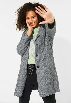 Classic coat - grau