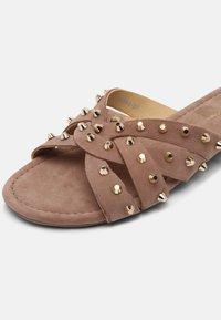 Copenhagen Shoes - NEW MISTY - Mules - nude - 7
