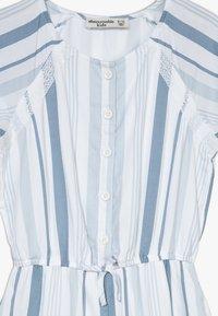 Abercrombie & Fitch - Jumpsuit - blue/white - 4
