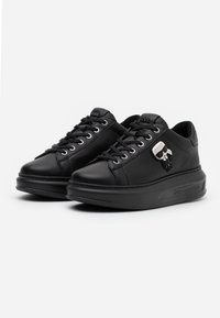 KARL LAGERFELD - KAPRI IKONIC LACE - Sneaker low - black - 2