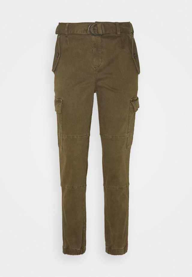 HAY PANT - Trousers - army