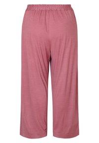INAN ISIK - Pantaloni sportivi - rosa - 1