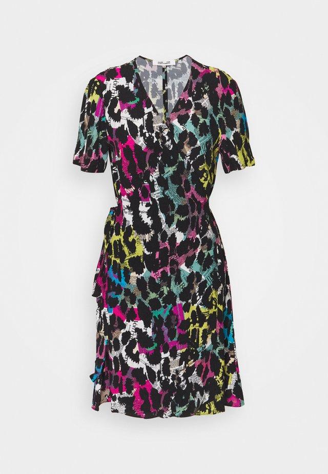 SAVILLE - Denní šaty - black