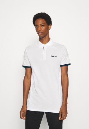 EARNEST - Polo shirt - offwite