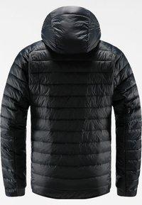 Haglöfs - SPIRE MIMIC HOOD  - Winter jacket - true black - 6