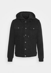 Denim Project - JACKET - Giacca di jeans - black - 4