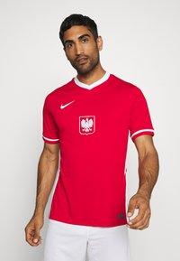 Nike Performance - POLEN - Landsholdstrøjer - red/white - 0