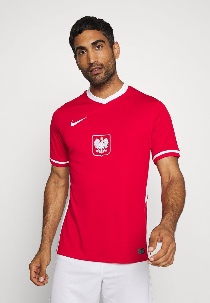 Nike Performance - POLEN - Landsholdstrøjer - red/white