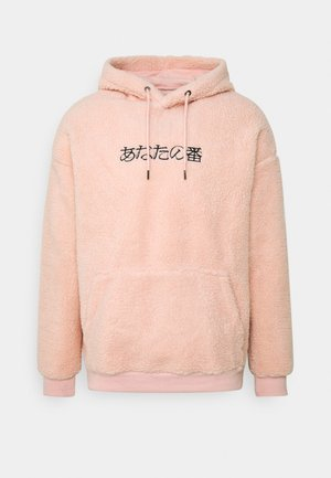 UNISEX - Fleece jumper - pink