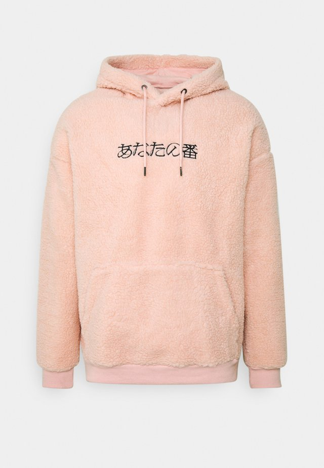 UNISEX - Fleecetröja - pink
