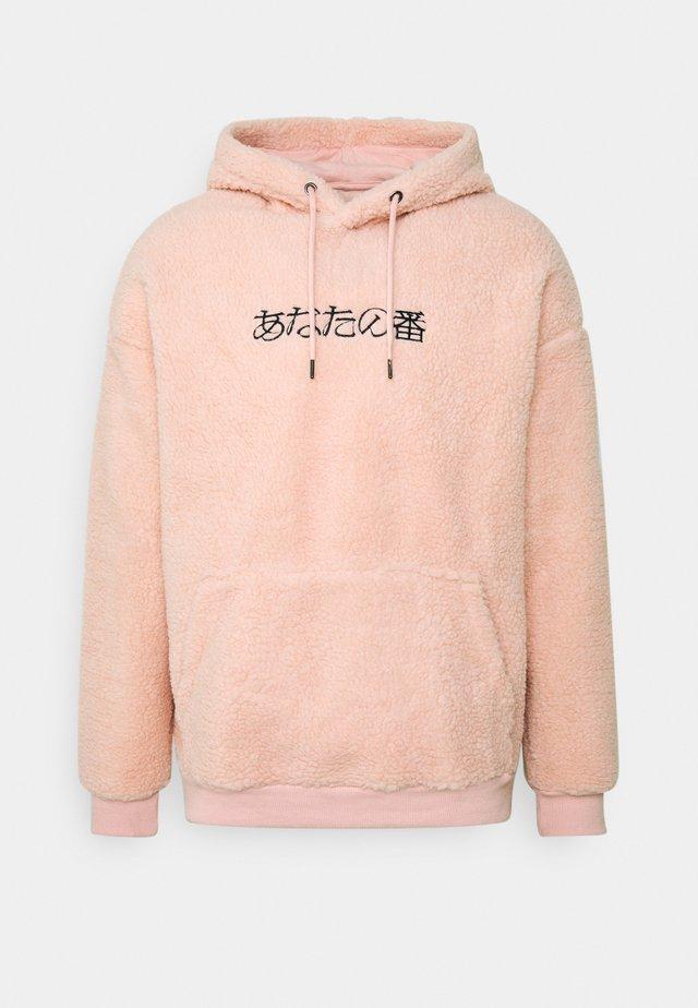 UNISEX - Fleece jumper - pink