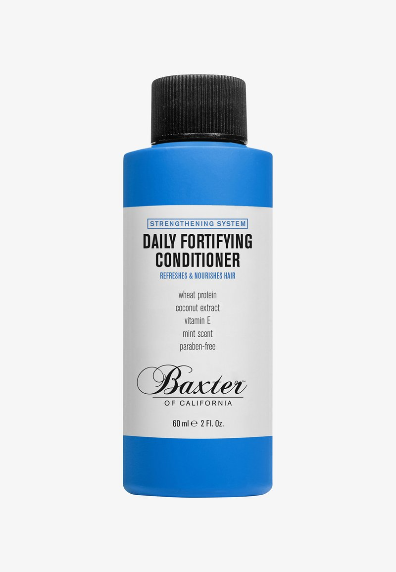 Baxter of California - TRAVEL DAILY FORTIFYING CONDITIONER 60ML - Conditioner - blue