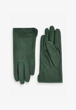 Gloves - khaki