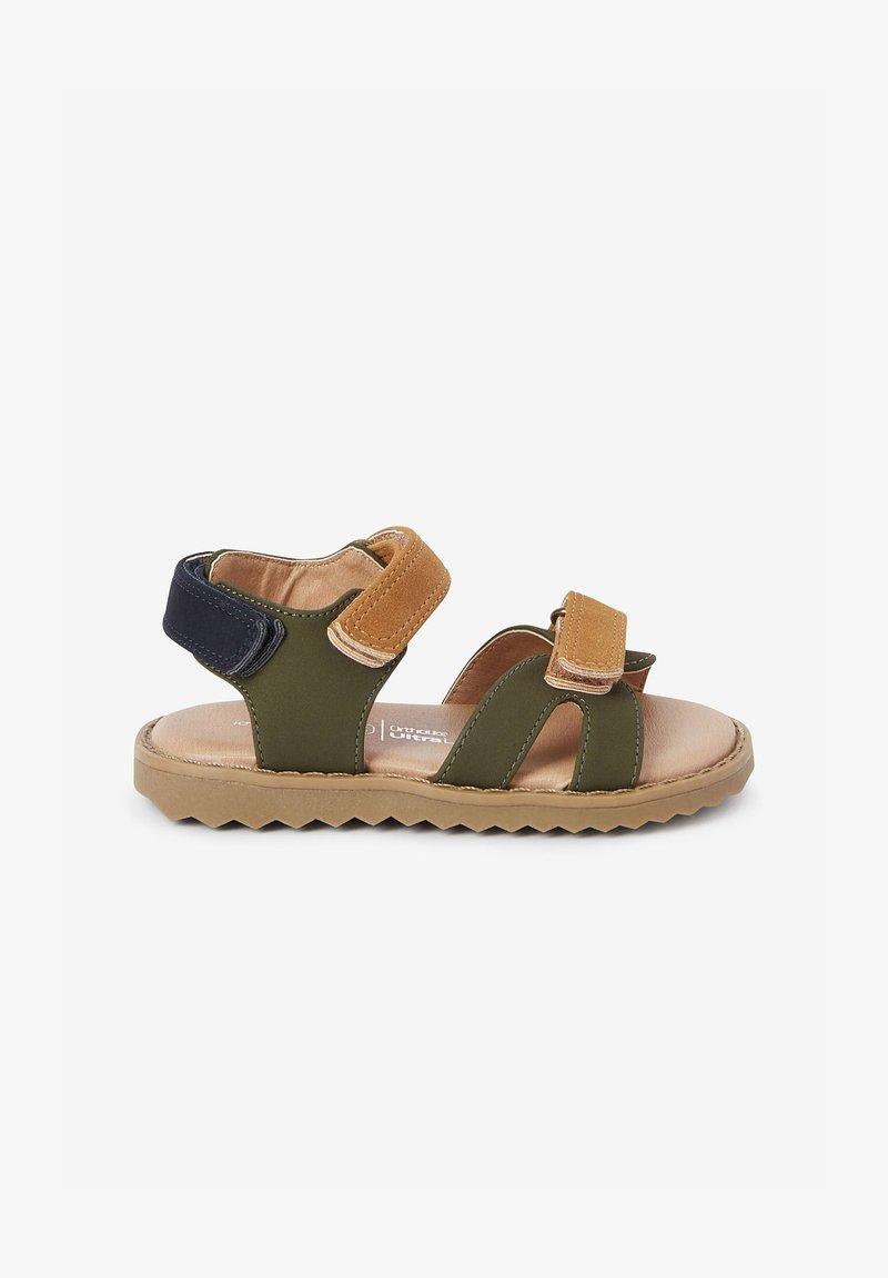 Next - Sandals - khaki