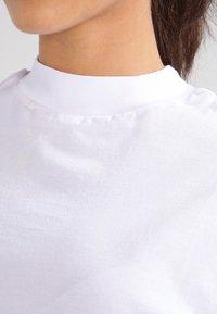 Cheap Monday - DIG  - T-shirt basic - white - 3