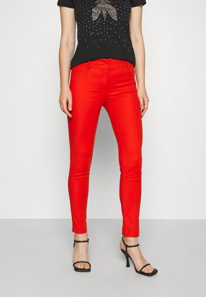 PANTS - Stoffhose - scala red