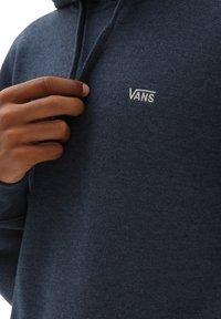 Vans - BASIC - Jersey con capucha - dress blues heather - 3