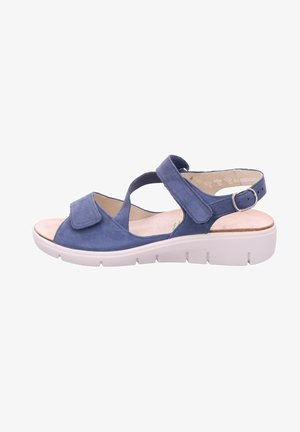HONEY - Sandals - blue