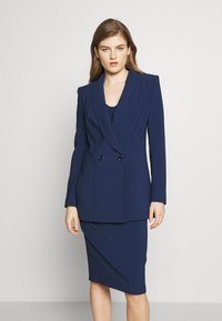 Elisabetta Franchi - Short coat - blue navy - 0