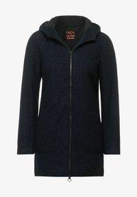 Cecil - OUTDOOR  - Winter coat - blau - 3