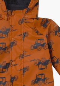 CeLaVi - RAINWEAR SET - Kalhoty do deště - pumpkin spice - 5