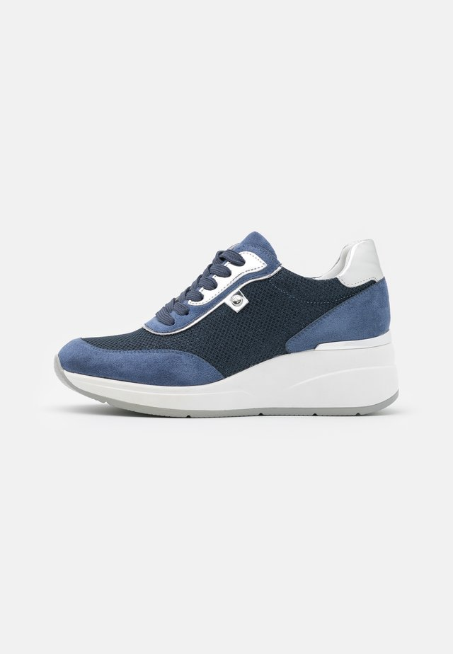 VENERE  - Baskets basses - blu