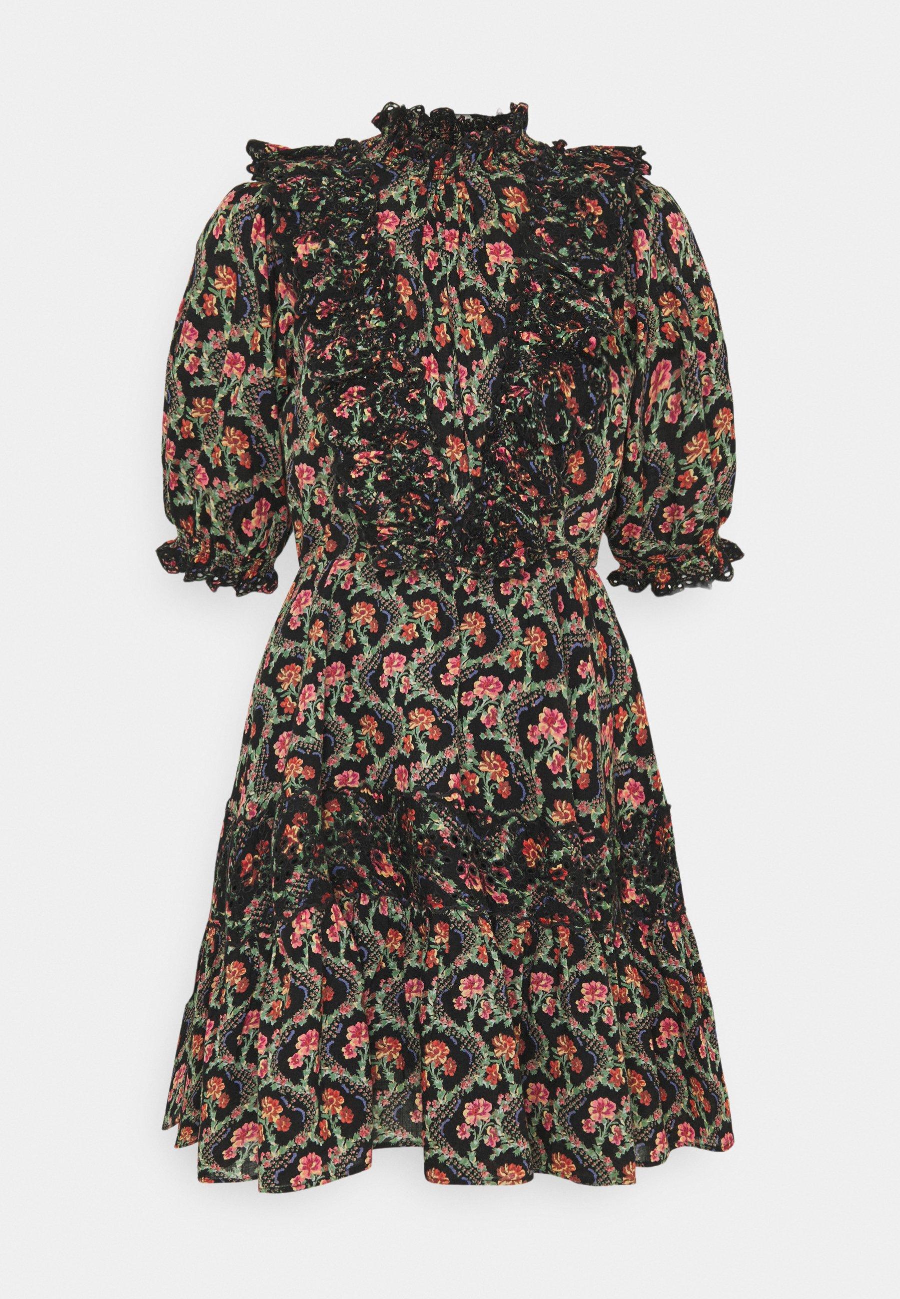Donna SLUB MINI DRESS - Vestito estivo