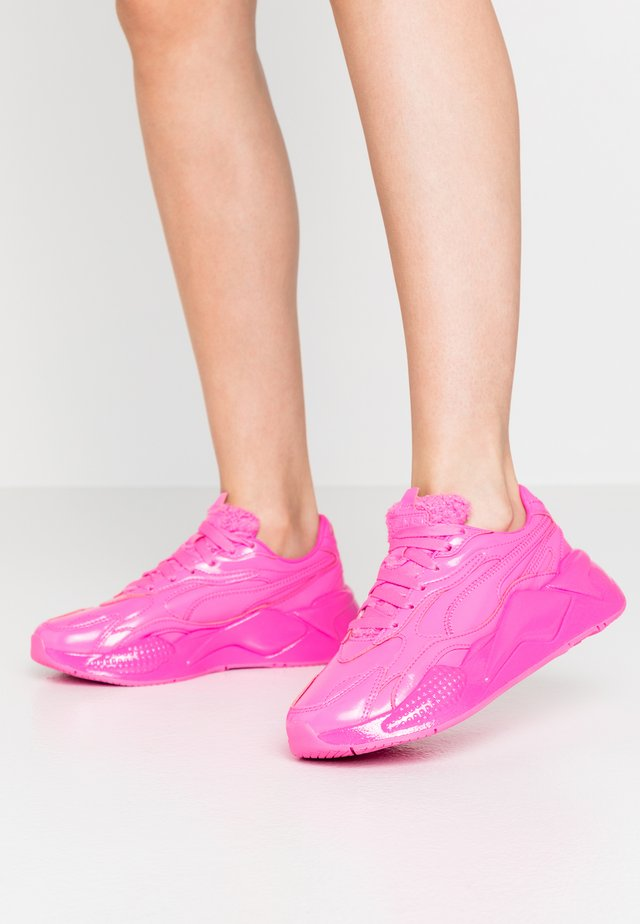 RS-X³ - Tenisky - luminous pink/metallic pink