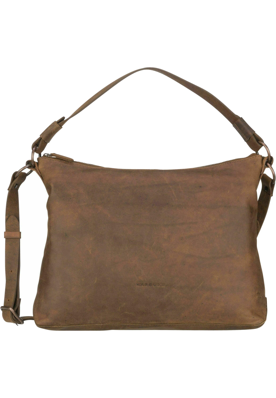 Damen Handtasche - brown