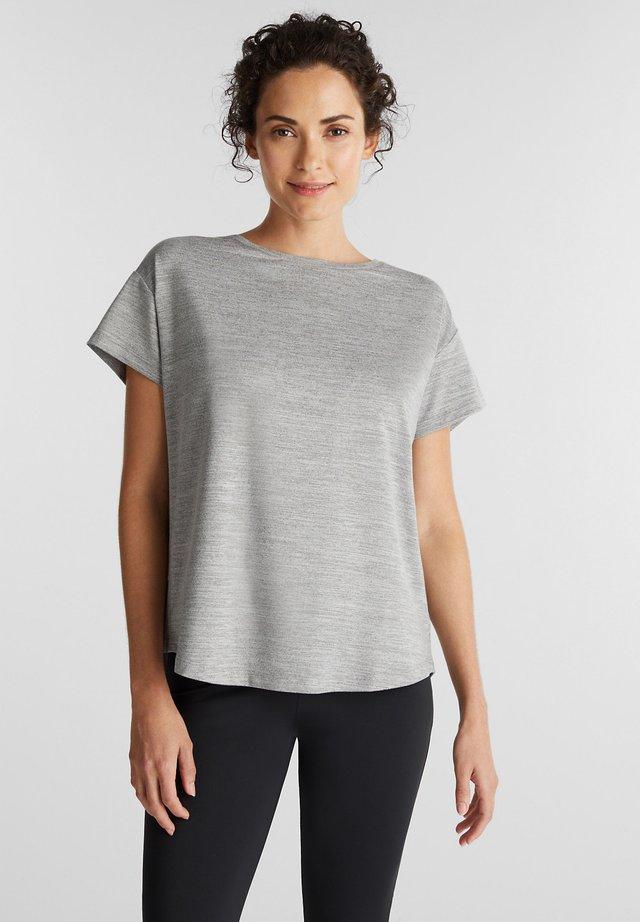 T-shirt imprimé - medium grey