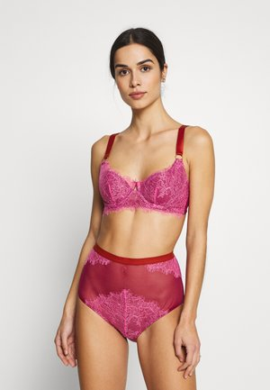 ANA HALF-PAD UNDERWIRED BRA - Underwired bra - pink