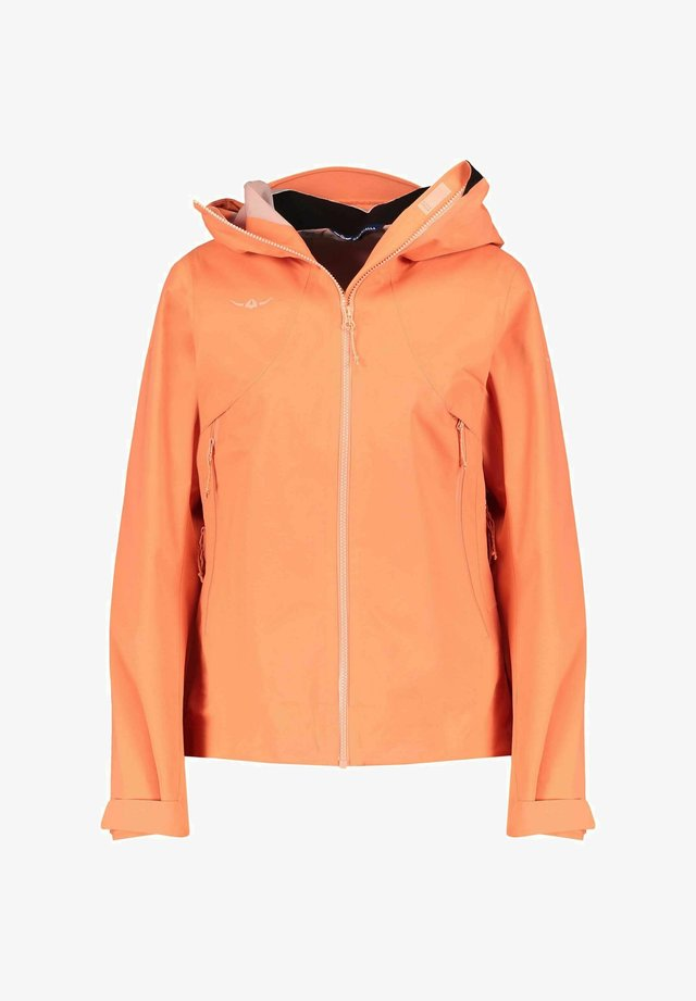 """ASUNTA W"" - Outdoor jacket - orange"