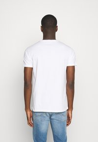 Replay - TEE - T-shirt con stampa - white - 2