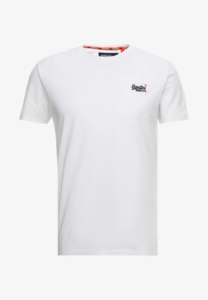 ORANGE LABEL VINTAGE - Basic T-shirt - optic white