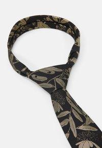 HUGO - TIE - Tie - gold-coloured - 2