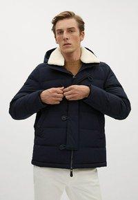 Mango - COTY - Winter jacket - donkermarine - 0