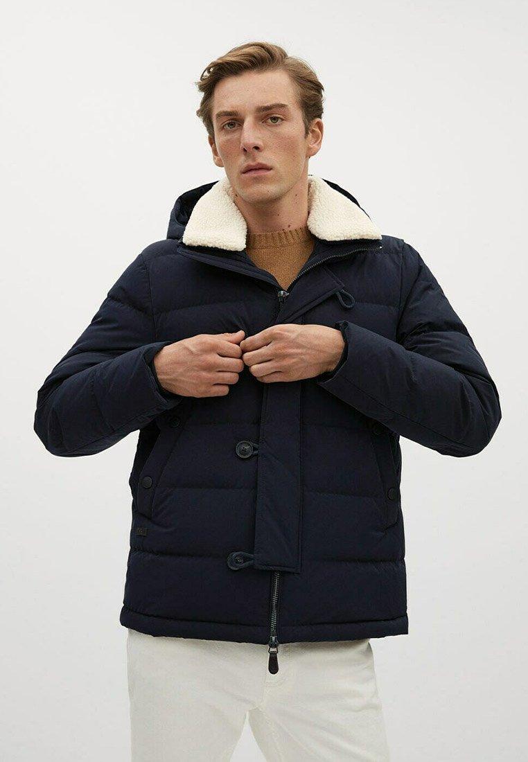 Mango - COTY - Winter jacket - donkermarine