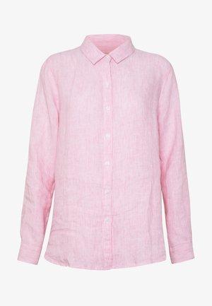Košile - pink/white