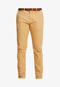 Scotch & Soda - MOTT CLASSIC - Chino - sandstone - 4