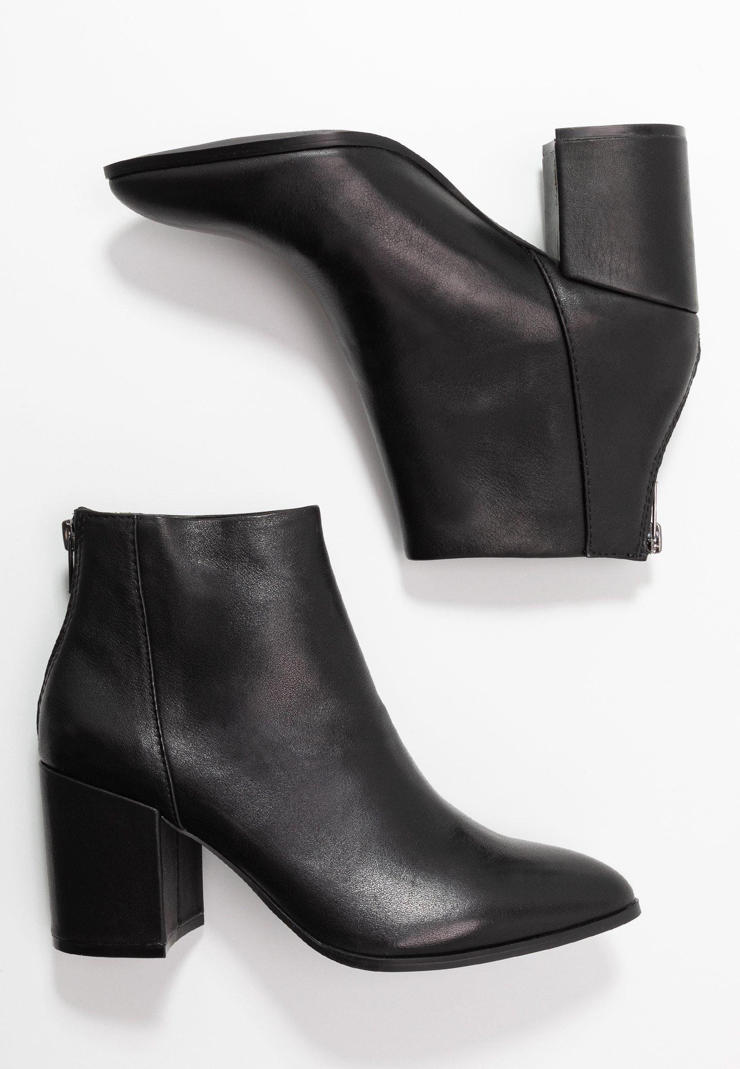 Steve Madden Jillian - Ankelstøvler Black