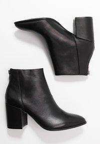 Steve Madden - JILLIAN - Ankle boots - black - 3