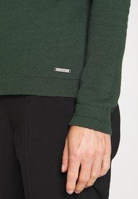 Esprit - Jumper - dark green - 5
